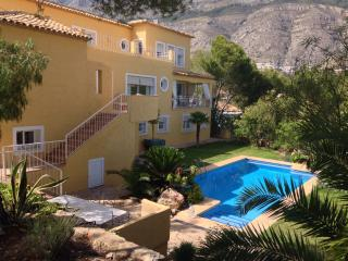 Altea villla , near to golf, beach,quiet surrounds, Altea la Vella