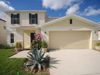 Sunset Haven. Luxury 4b/r pool home near Disney, Davenport