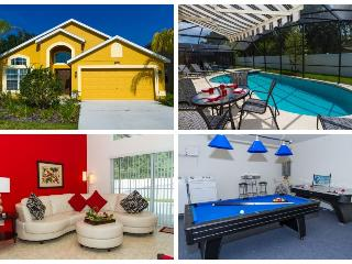 Mickey's Ritz- Luxury 4 Bed 3 Bath Villa, Kissimmee