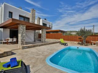 Rhodes Beachfront Villa with Private Pool, Gennadi