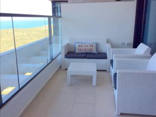 Luxury 4 Bedroom Apartment with seasonal pool - T Tower, Ir Yamim  - UZ01P, Netanya