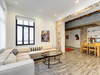 Luxurious 2 room loft of 90m, Tel Aviv