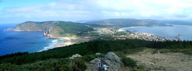 Entorno. Playas Langosteira y Mar de Fora.
