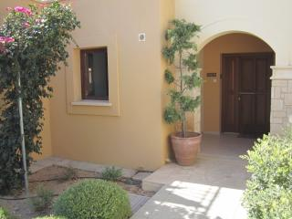 Entrance to Anthos Apartment