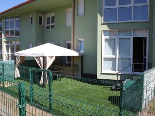 Apartamento con jardin en  Playa Langosteira, Finisterre