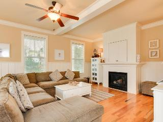 Gorgeous Olivia Beach home w/ private hot tub and shared swimming pool