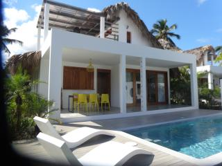 Splendid villa, 3 bedrooms with pool, Las Terrenas
