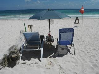 Tulum playa cabaña para 2 personas