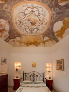 Camera con affresco del XV secolo