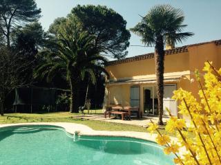 Villa Castellin, Biot