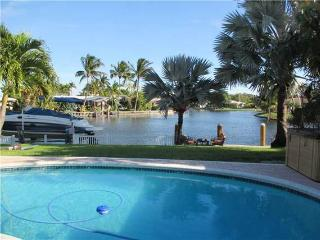 'Super Paradise',Waterfront, Heated Pool,Tiki-hut, Fort Lauderdale