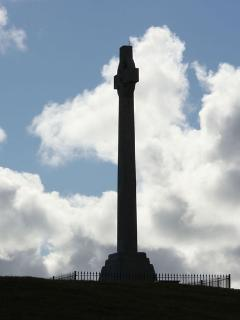 Tennyson Monument