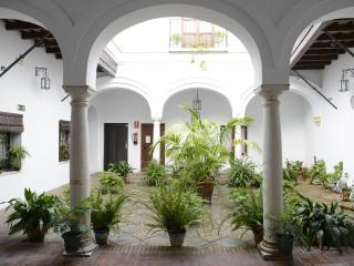 Apartamento Centro, CASA PALACIO LAS PALOMAS ,600m. de la Playa., Sanlucar de Barrameda
