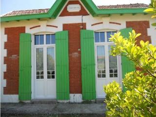 Villa traditionnelle de bord de mer, Soulac-sur-Mer
