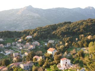 location region ajaccio village de tavera, Ucciani