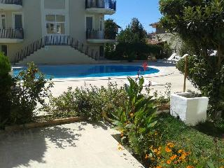 Holiday apartment with shared pool in Ovacik