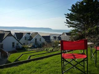 BKERS Apartment situated in Woolacombe