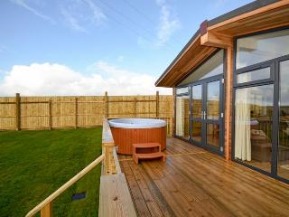 BLODG Log Cabin situated in Padstow (6mls SW)