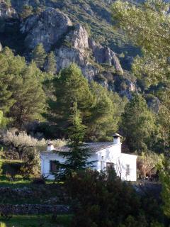 Vista de La Caseta Les Majones