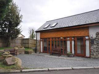CHUBA Barn in Sutcombe, Stibb
