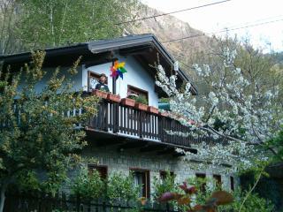 casa vacanze valle d'aosta, Montjovet