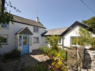 CWEBC Cottage situated in Week St Mary