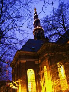 Vores Frelsers Kirke, 1 minute walk,.
