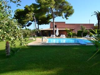 Casale Abate Menfi, pool, wifi, 5/7 people, Alloro