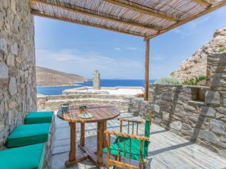 ASPES VILLAS near PSILI AMMOS BEACH in CYCLADES, Agios Ioannis