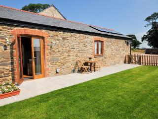BRLON Barn situated in Launceston (4mls N)