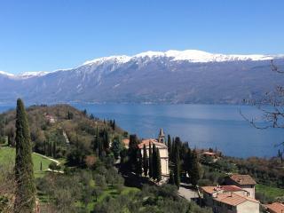 Casa Miraggio, vista Lago di Garda, verde e quiete