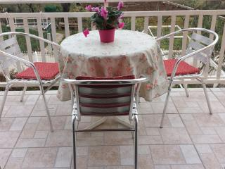 Holiday rental apartment in Broce, Ston