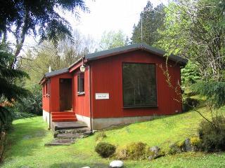 R384B Log Cabin in Kyle, Dornie