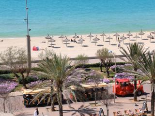 Apartamento en primera linea Playa de Palma