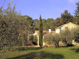 la Bastide des oliviers, Lourmarin