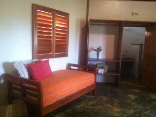 Casa Abundancyah B&B - El Colibri room, Pueblo de Bocas