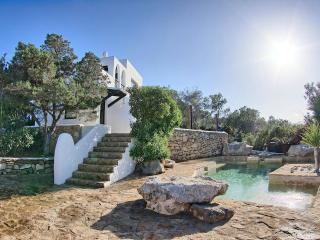 Beautiful Ibiza villa with sunset views, Cala Gracio