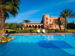 Large Private Villa, Marrakech