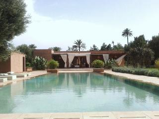 HOUSE IN THE MIDDLE OF THE OLIVE TREES, Marrakesh