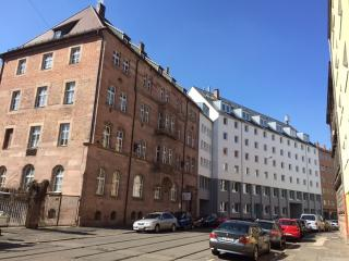 Brand new City Apartment, very central, sleeps 4p, Nuremberg
