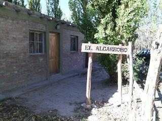 """Cabañas """"EL ALGARROBO"""", Rodeo"""