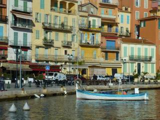 New 3 BD panoramic seaview heart historical town, Villefranche-sur-Mer