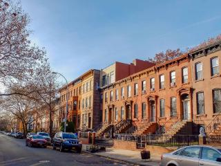 ** Historic & Beautiful Brownstone Charm **