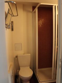 Shower studio front building 1st floor