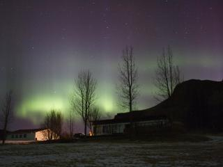 Northern Lights 17th of March 2015 - Photo; Simon Jackson,  guest from UK