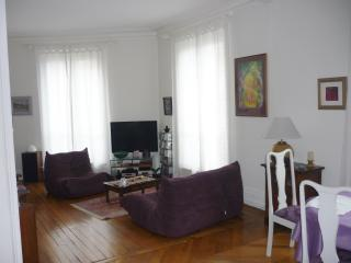 appartement typiquement parisien  montparnasse, París