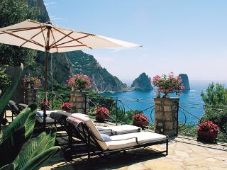 Easily accessible Capri villa by foot or by car. HII PIC, Costa de Amalfi