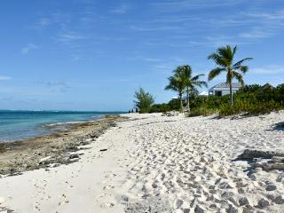 On the westward side of Grace Bay Beach, find swimming access a 5 minute stroll from the property. TNC HOO, Leeward
