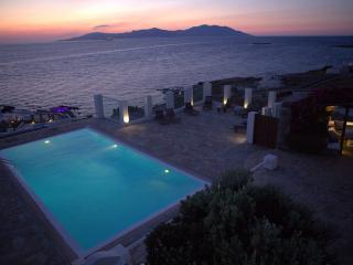 IFIs House mit atemberaubenden Sonnenuntergang Blick, Ornos