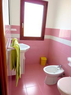 Bathroom in bedroom 3